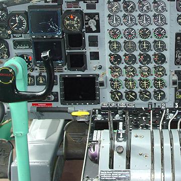C130 Instrument Panel